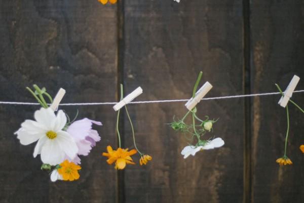 DIY: Confetti Flower Petals