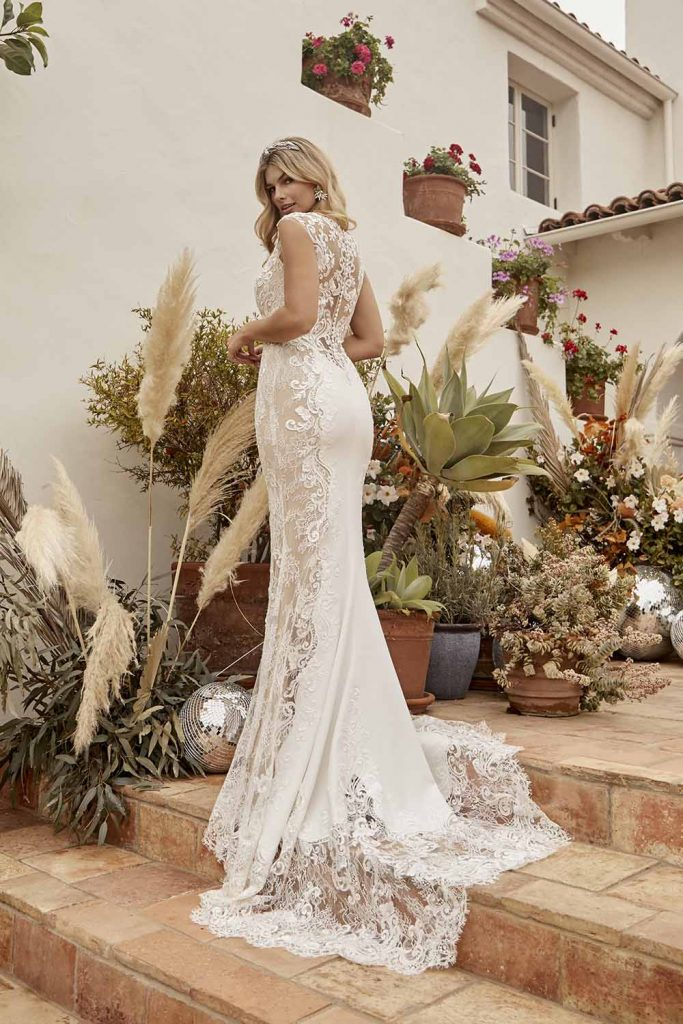 wedding set designer casablanca bridal | kellyoshiro.com