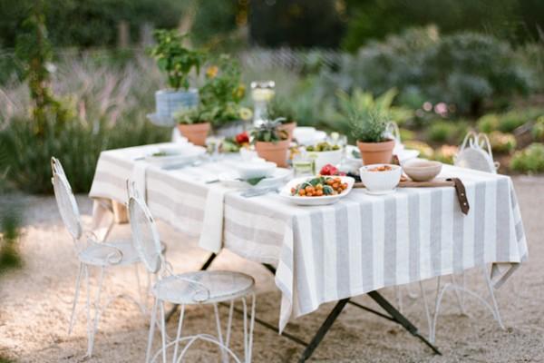 Summer Tomato Garden Party