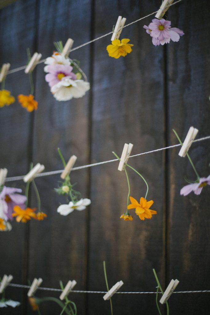 floral styling editorial ideas | kellyoshiro.com