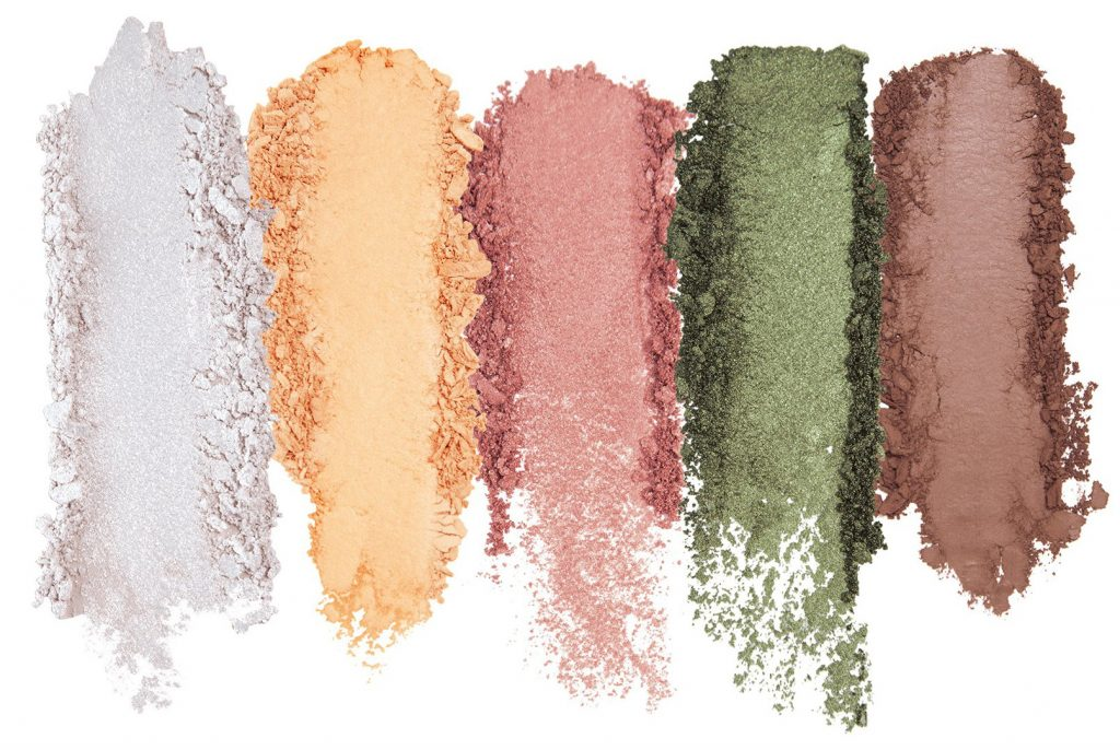 eyeshadow swatch stylist los angeles | photo: brittany bravo | IBY Beauty