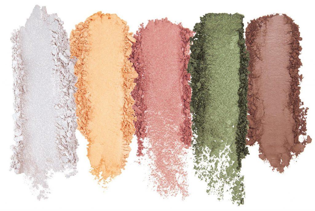 eyeshadow swatch stylist los angeles | photo: brittany bravo | IBY Beauty