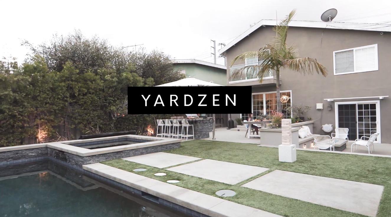 backyard set dressing | kellyoshiro.com | yardzen