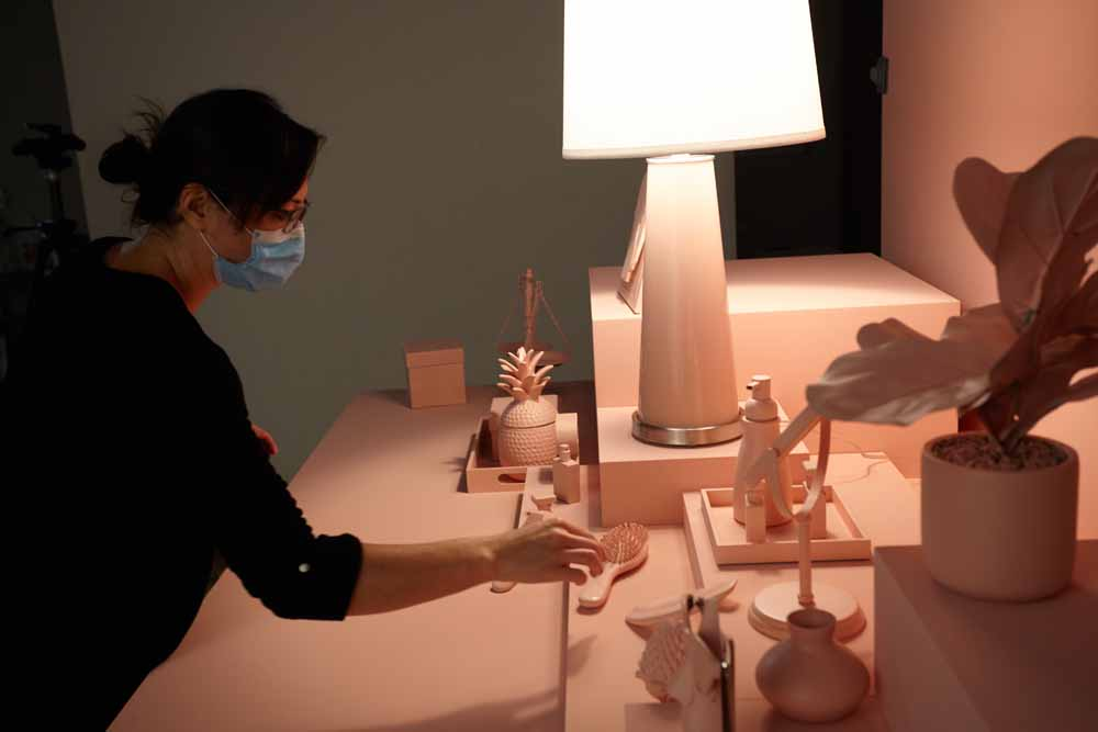 conceptual product styling gif for lamps plus | kellyoshiro.com